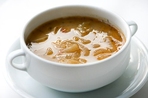 onion soup pcos