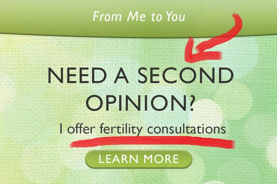 fertility advice coaching