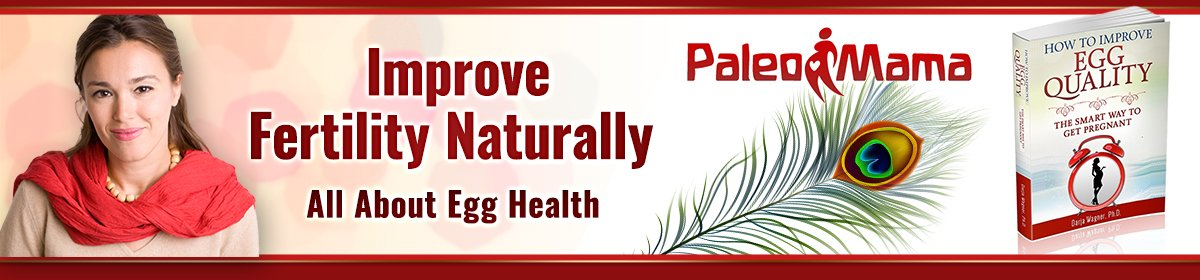 Paleo-Mama: All About Egg Health Logo