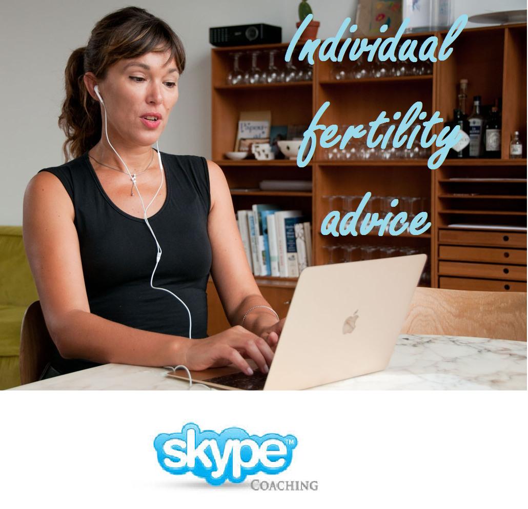 fertility coaching advice